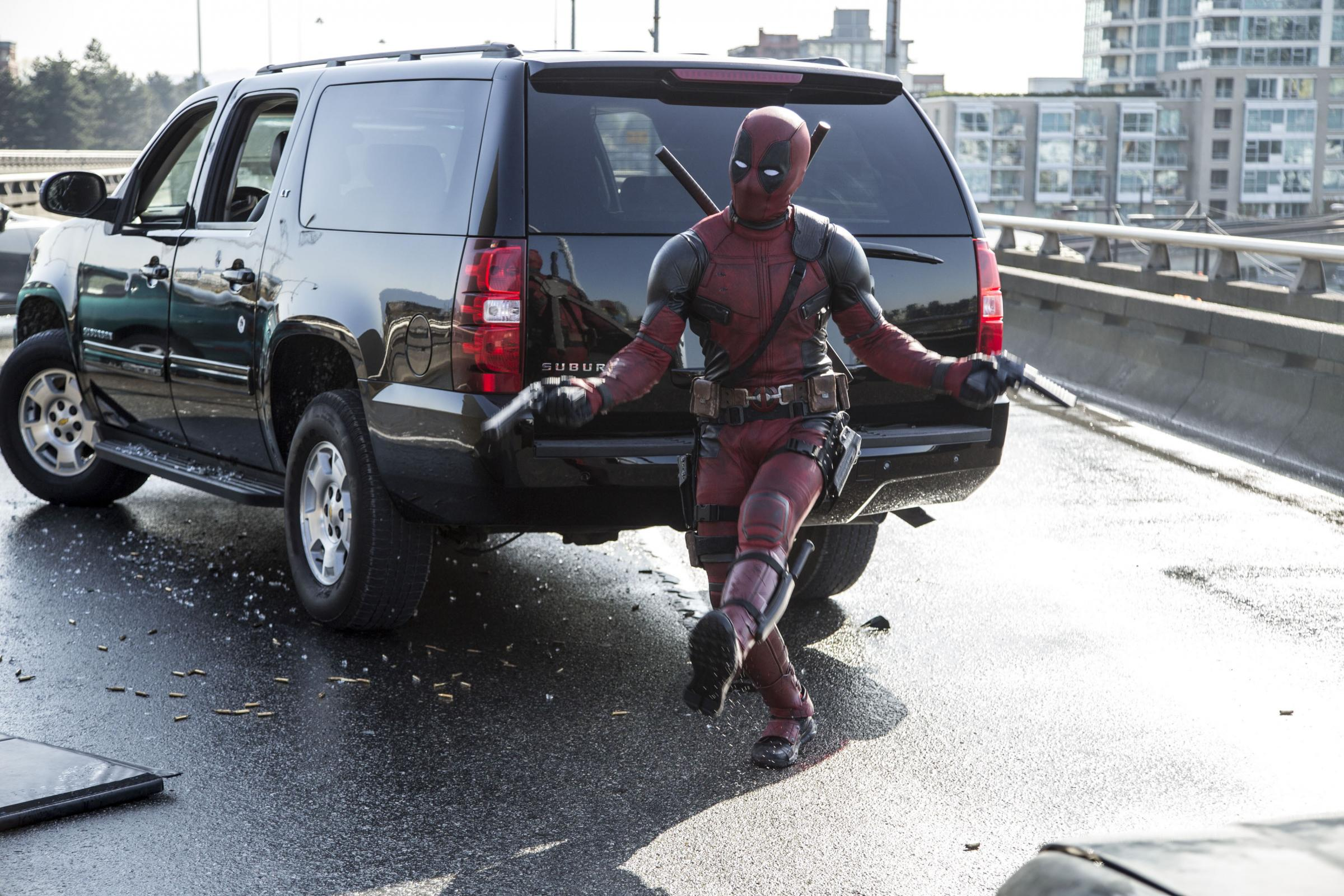A 'genius' made Ryan Reynolds' 'penis look perfect' in 'Deadpool'