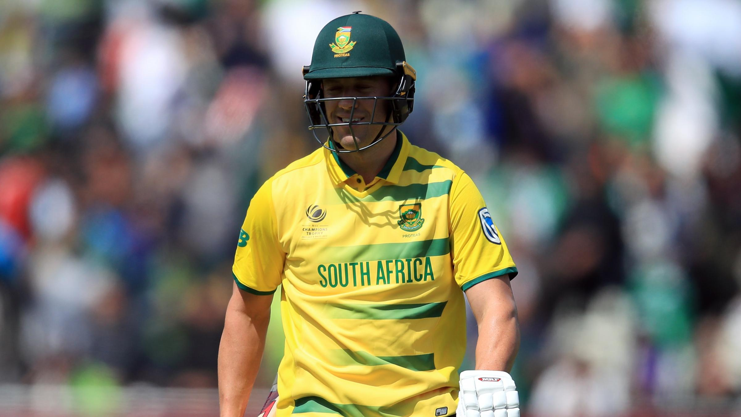 De Villiers to lead Proteas in England T20 series