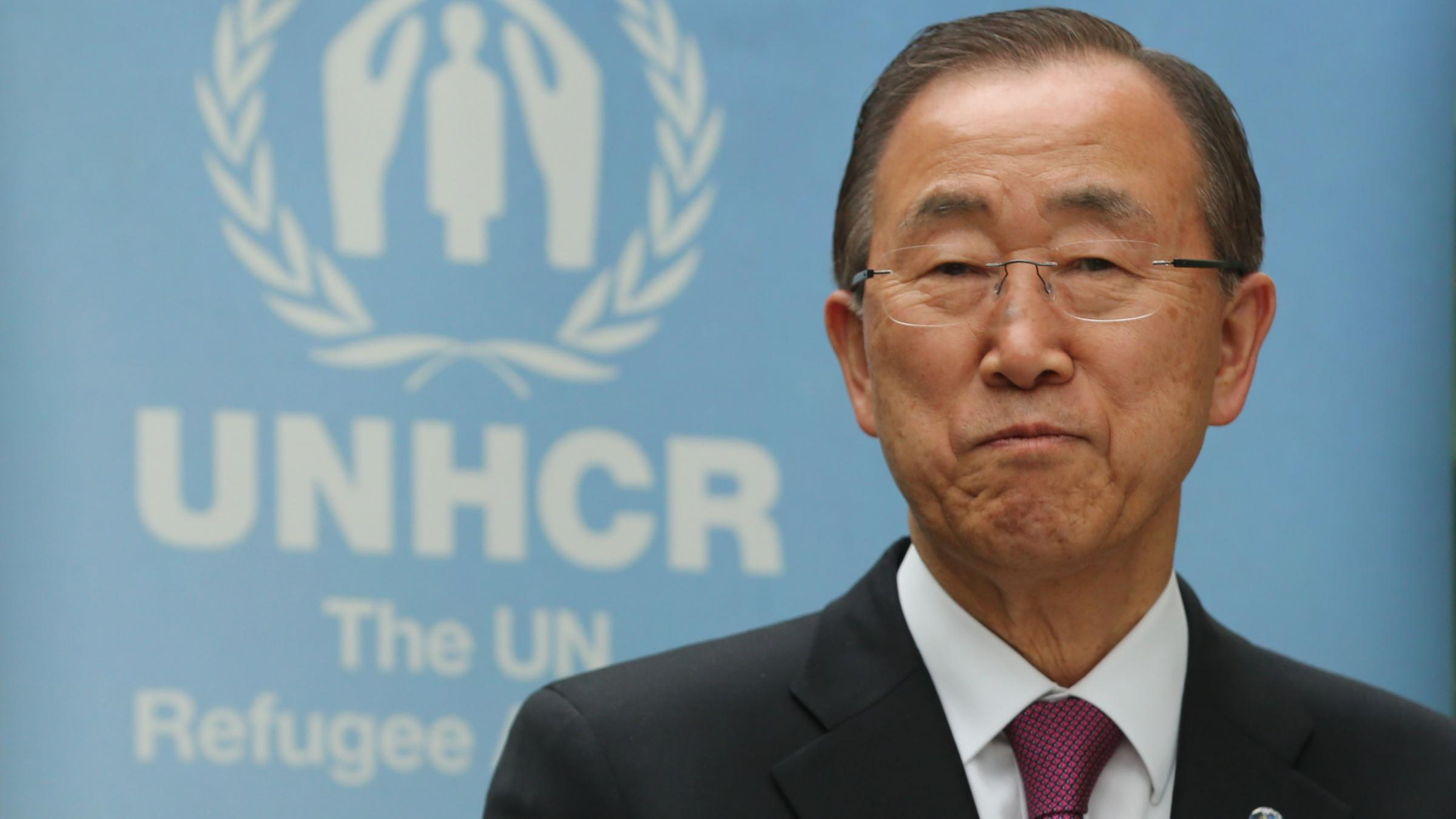 IOC Proposes Ban Ki-Moon to Preside Ethics Commission